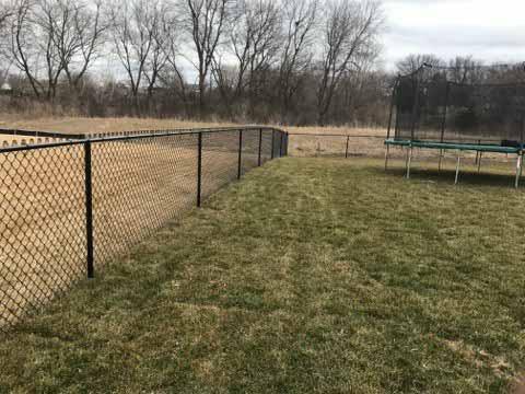 4 Black Chain Link Fence Company