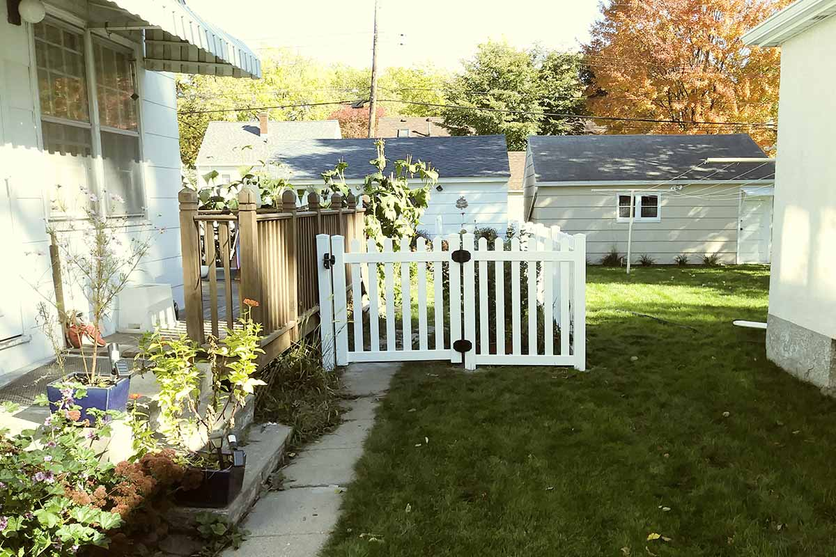 Vinyl Picket Fences Northland Fence Highest Amp Most