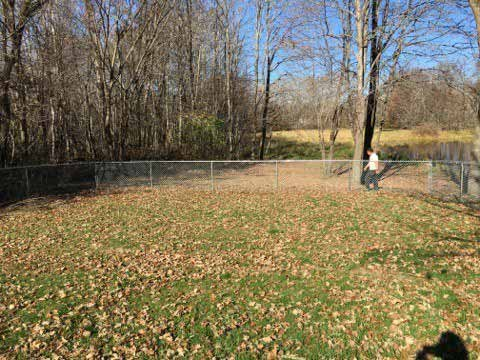4 Galvanized Chain Link Fencing