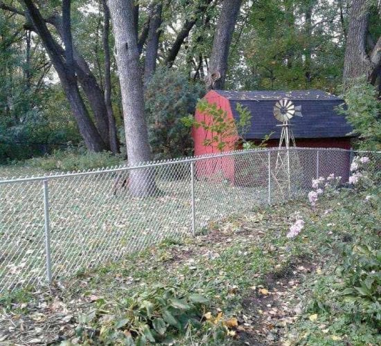 4 Galvanized Fence Installed In Mn