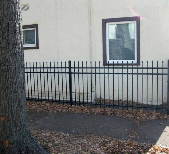 4 Ornamental Fence Installation Mn