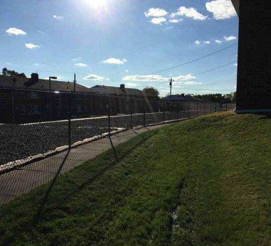 5 Black Chain Link Fence Company