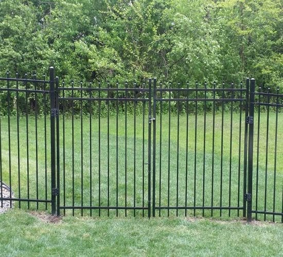 6 Spear Top Fence