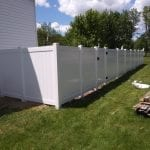 Fence contractor Installation Apple valley Mn