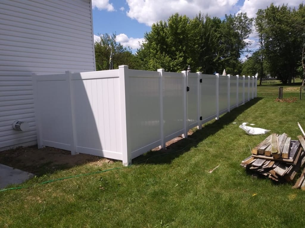 Fence Contractor Installation Le Valley Mn
