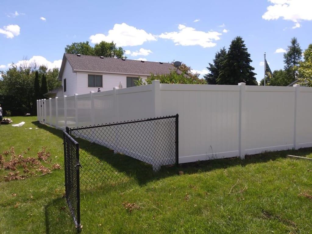 Vinyl Fence Company Woodbury Mn Northland Fence