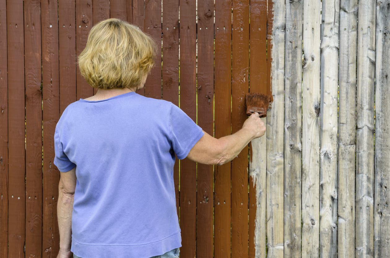 How To Weatherproof Your Wood Fence And Keep It Looking New