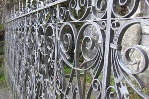 Wrought Iron Fence Maintenance Minneapolis