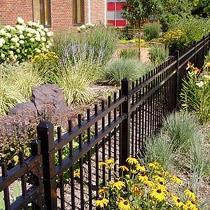 Ornamental Fence Maintenance
